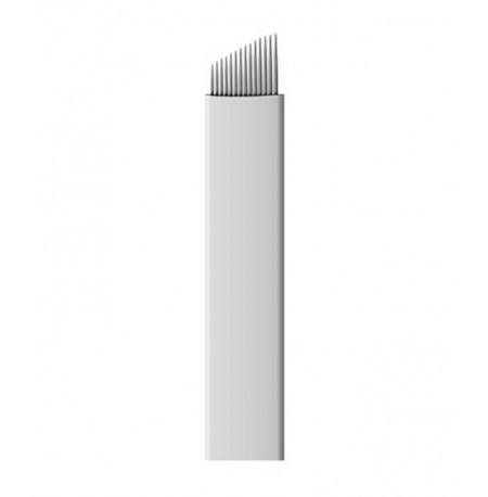 Micro Rezila 14 Pin Curved Flexi 50kom