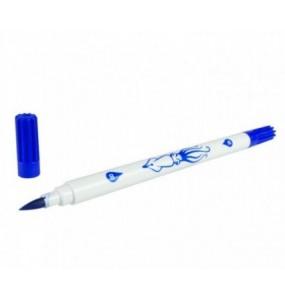 Squidster Dual-Ended Sterile Skin Marker Blue