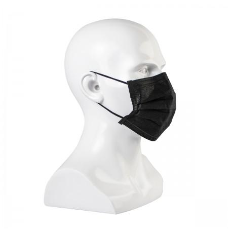 Maske za Obraz Črne 50 kosov