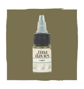 PERMA BLEND - TINA DAVIES - GREY 15ML