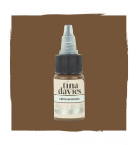 PERMA BLEND - TINA DAVIES - MEDIUM BROWN 15ML