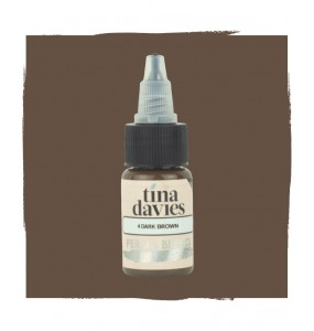 PERMA BLEND - TINA DAVIES - DARK BROWN 15ML