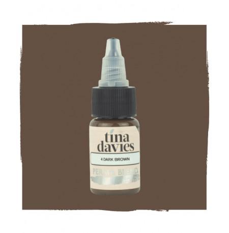 PERMA BLEND - TINA DAVIES - DARK BROWN 15ML