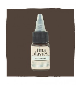 PERMA BLEND - TINA DAVIES - BOLD BROWN 15ML