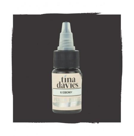 PERMA BLEND - TINA DAVIES - EBONY 15ML