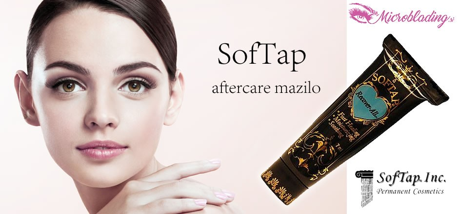 Softap Recover All Aftercare Ointment
