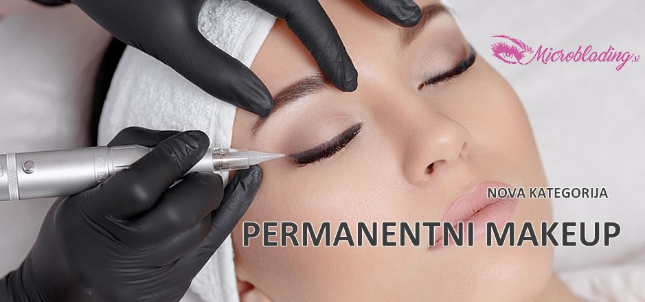 Permanentni Makeup